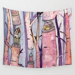 Safe House Wall Tapestry