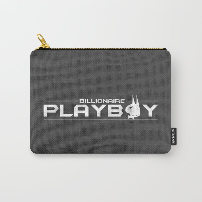 Billionaire Playboy Carry-All Pouch