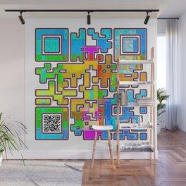 Energy Hidden Message Wall Mural