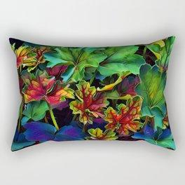 Colorful Color Rectangular Pillow