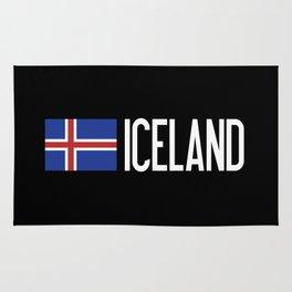 Iceland: Icelandic Flag & Iceland Rug