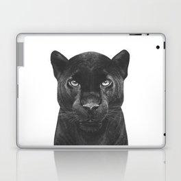 Black Panther Laptop & iPad Skin