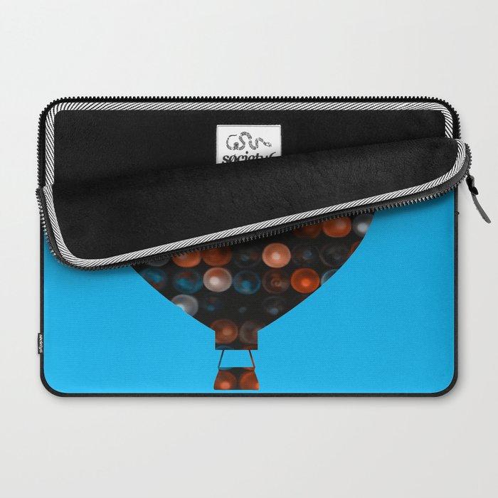My Beautiful balloon Laptop Sleeve