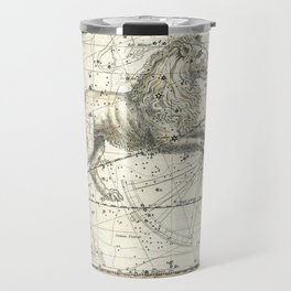 Leo Constellation - Celestial Atlas Plate 17 - Alexander Jamieson Travel Mug
