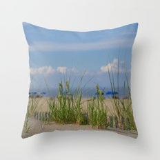In a Christmas Mood Throw Pillow