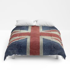 Union Jack Official 3:5 Scale Comforters