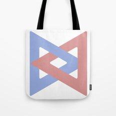 Infinity Clip Tote Bag