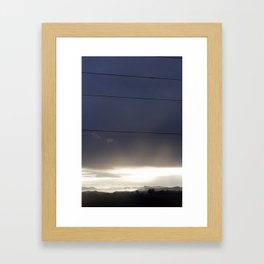 The Rockies Framed Art Print