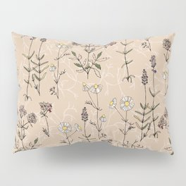 homeland flora Pillow Sham