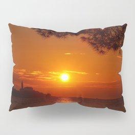 Sun and sea Pillow Sham