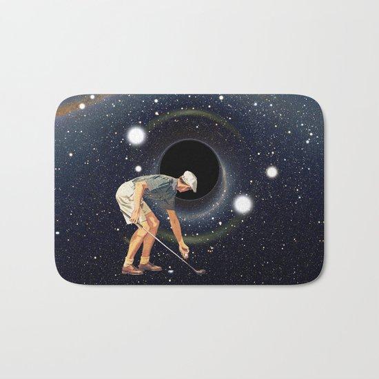 Black Hole in One Bath Mat