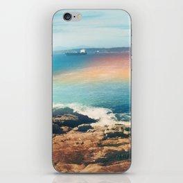 Colours of the sea iPhone Skin