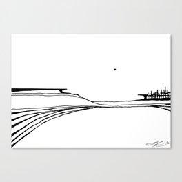 Landscape 110213 Canvas Print