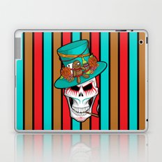 Day of the Dead Voodoo Lord Laptop & iPad Skin