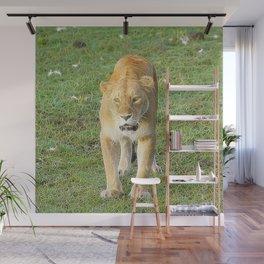 Extraordinary Animals - Lioness Wall Mural