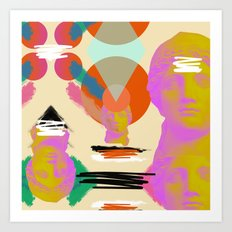 Cythera Art Print