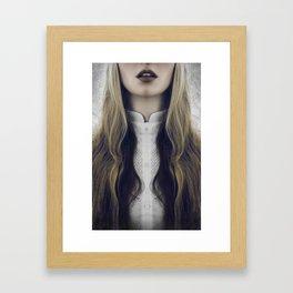 A Study in Symmetry  Framed Art Print