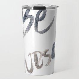 141116 Typography 14 Travel Mug