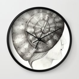 Caracola Wall Clock
