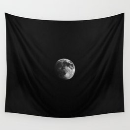 Vintage Moon Wall Tapestry