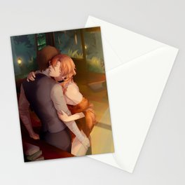 Whispers. - Bungou Stray Dogs fanart Stationery Cards
