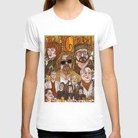 big lebowski T-shirts featuring The Big Lebowski by David Amblard