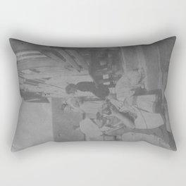 Das Huendlein Rectangular Pillow