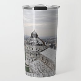 View From The Leaning Tower Travel Mug