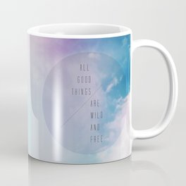 Wild & Free Coffee Mug