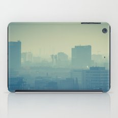 Hazy Bratislava iPad Case