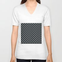 scales V-neck T-shirts featuring scales by asal