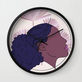 Issa 1 Wall Clock