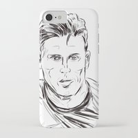 arsenal iPhone & iPod Cases featuring Giroud by ArsenalArtz