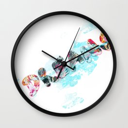 Excessive Dreaming Wall Clock
