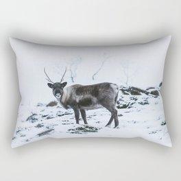 Arctic Beauty  Rectangular Pillow