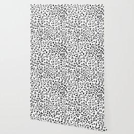 Leopard seamless pattern Wallpaper
