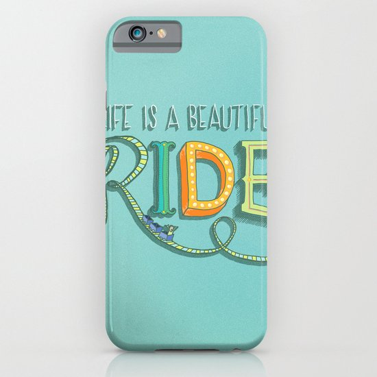 Beautiful Ride iPhone & iPod Case
