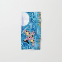 Missy and Piglet Hand & Bath Towel
