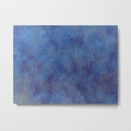 Dark blue violet Metal Print