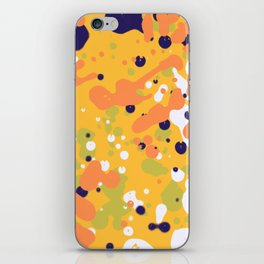 Abstract 36 iPhone Skin
