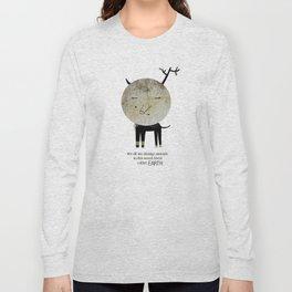 Strange Animal Long Sleeve T-shirt