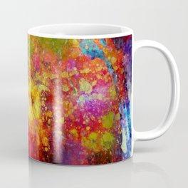 The Eye Of Craziness Coffee Mug