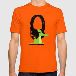 Le crocodile mélomane T-shirt
