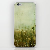 meditation iPhone & iPod Skins featuring Meditation by Olivia Joy StClaire