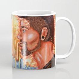 Manic Mirror Coffee Mug