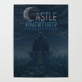 Castle Adventurer Poster