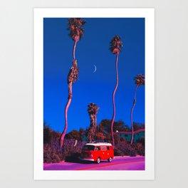 El Viaje Art Print
