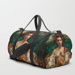 Dollhouse Duffle Bag