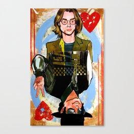 River/MJ Canvas Print