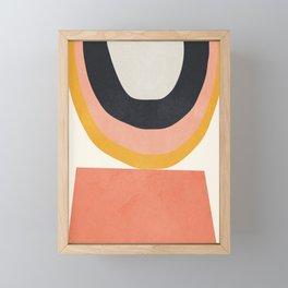 Abstract Art 8 Framed Mini Art Print